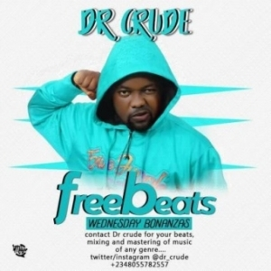 Free Beat: Dr Crude - Shake Am Off (Beat By Dr Crude)